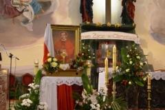 2 Wprowadzenie relikwii bł. ks. J. Popiełuszko - Lubaczów - 19.10.16 - fot. M. Rokosz