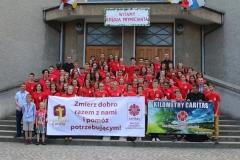 Finał Kilometry Caritas 1