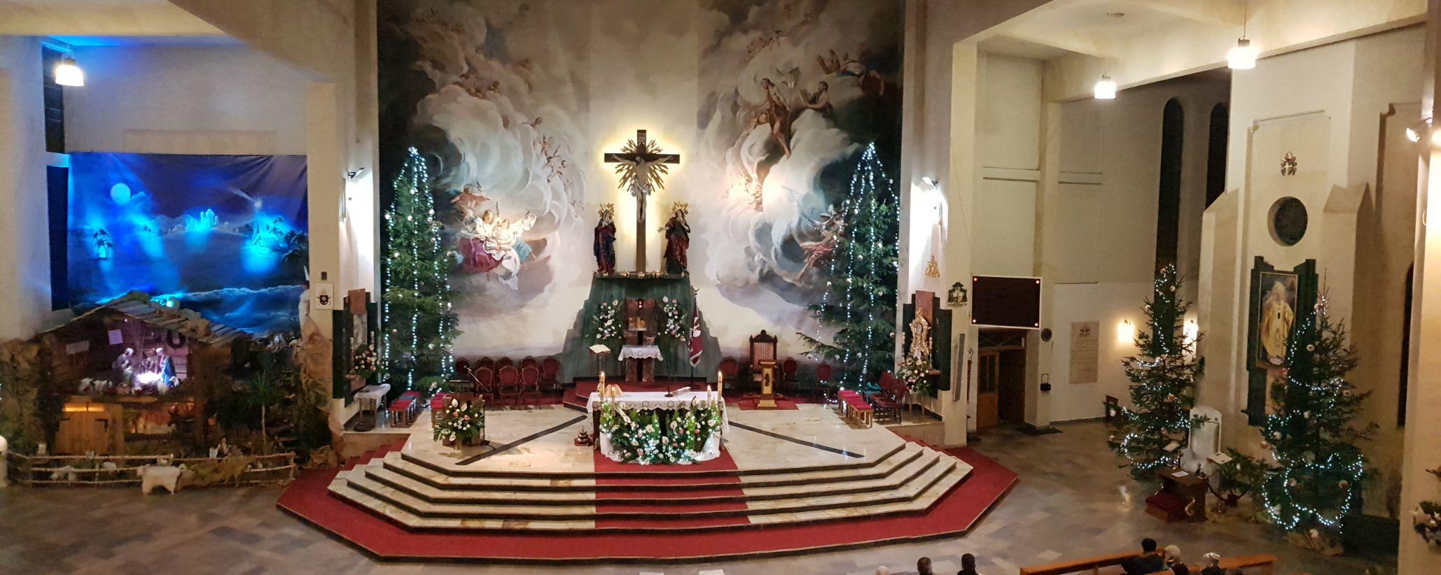 Porządek Mszy św. w konkatedrze w niedzielę 22.03.2020 r.