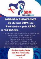 Panama w Konkatedrze – 25.01.2019 r. godz. 22.00. Zapraszamy.