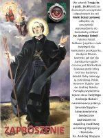 Obraz św. Andrzeja Boboli