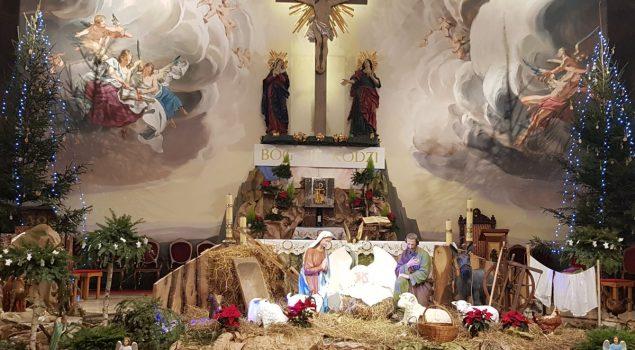 Życzenia Świąteczne księdza Dziekana.