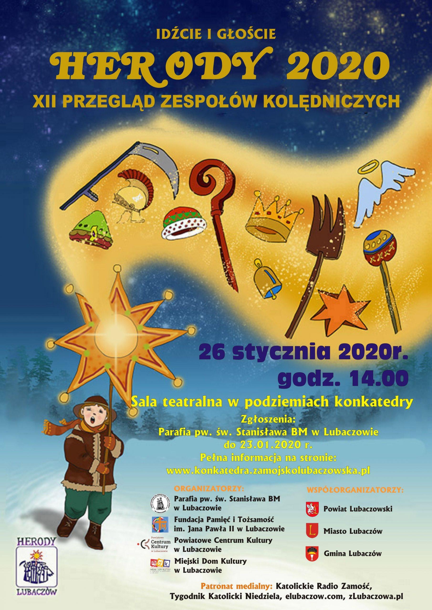 Herody 2020