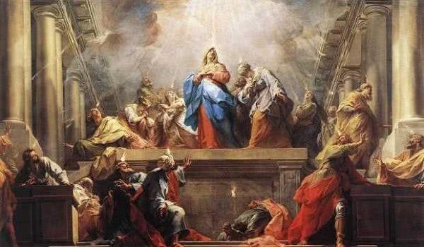 Ogłoszenia i intencje – Zesłanie Ducha Świętego – 31.05.20219 r.