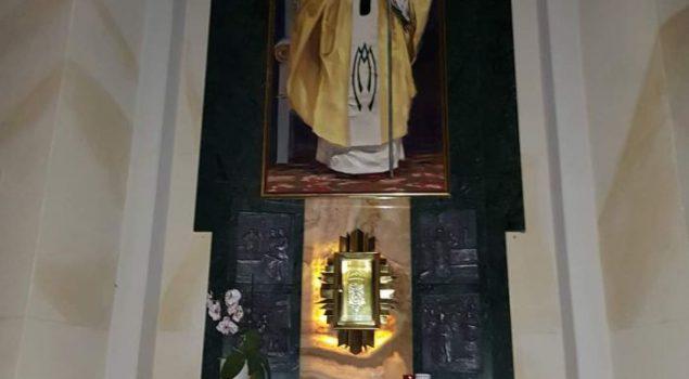 100. rocznica urodzin św. Jana Pawła II w Konkatedrze