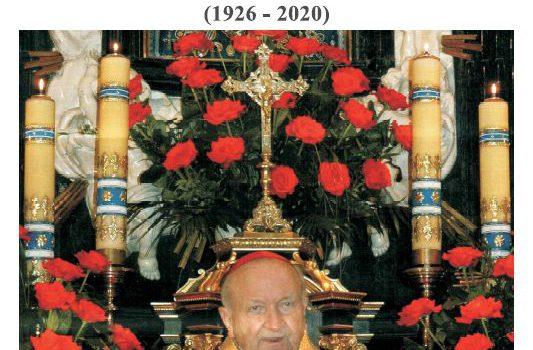 Wydanie okolicznościowe czasopisma TERAZ – poświęcone J.E. Ks. Kardynałowi Marianowi Jaworskiemu.