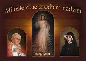 Ogłoszenia Duszpasterskie – II Niedziela Wielkanocna  11.04.2021 r.