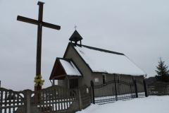 cmentarz kaplica