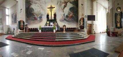 Msza św. na żywo z Konkatedry na kanale YouTube