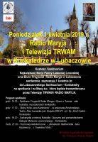 TRWAM i RADIO MARYJA w Konkatedrze 1 kwietnia.