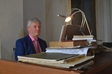 Koncert organowy z okazji Dnia Papieskiego w wykonaniu Zbigniewa Kruczka – Lubaczowianina