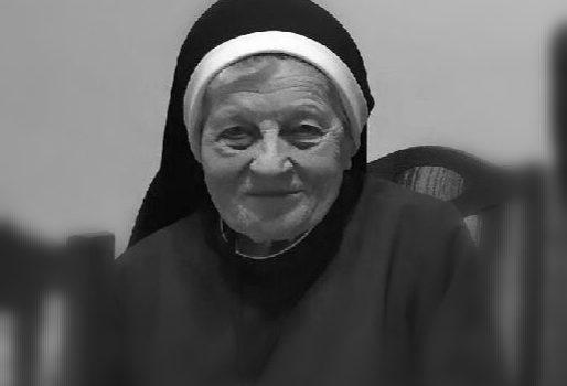 Zamarła śp. Siostra Cecylia Stopyra – Służebniczka NMP