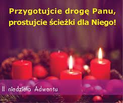 Ogłoszenia Duszpasterskie – II Niedziela Adwentu – 6.12.2020 r.