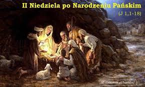 Ogłoszenia Duszpasterskie – II Niedz. po Bożym Narodzeniu – 3.01.2021 r.