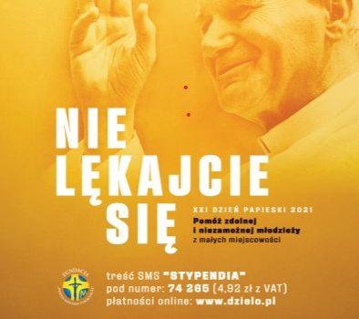 XXI Dzień Papieski w Lubaczowie.